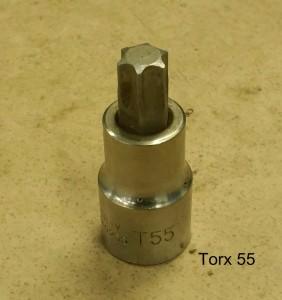 Торекс Т55