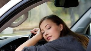 как за рулем не уснуть