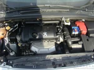 мотор на пежо 308