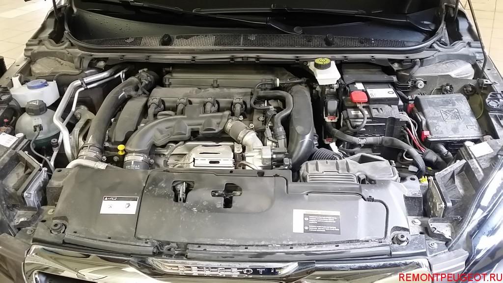Бензиновый двигатель на Пежо отзывы