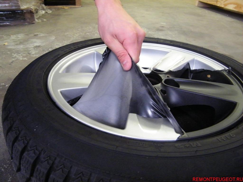 Жидкая резина для авто: покраска машины, плюсы и минусы, отзывы