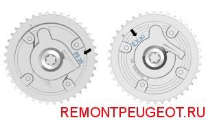 Регуляторы фаз двигателя 308 EP6 (фазовращатели)