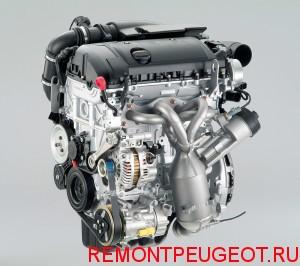 Двигатель Пежо 308 ep6