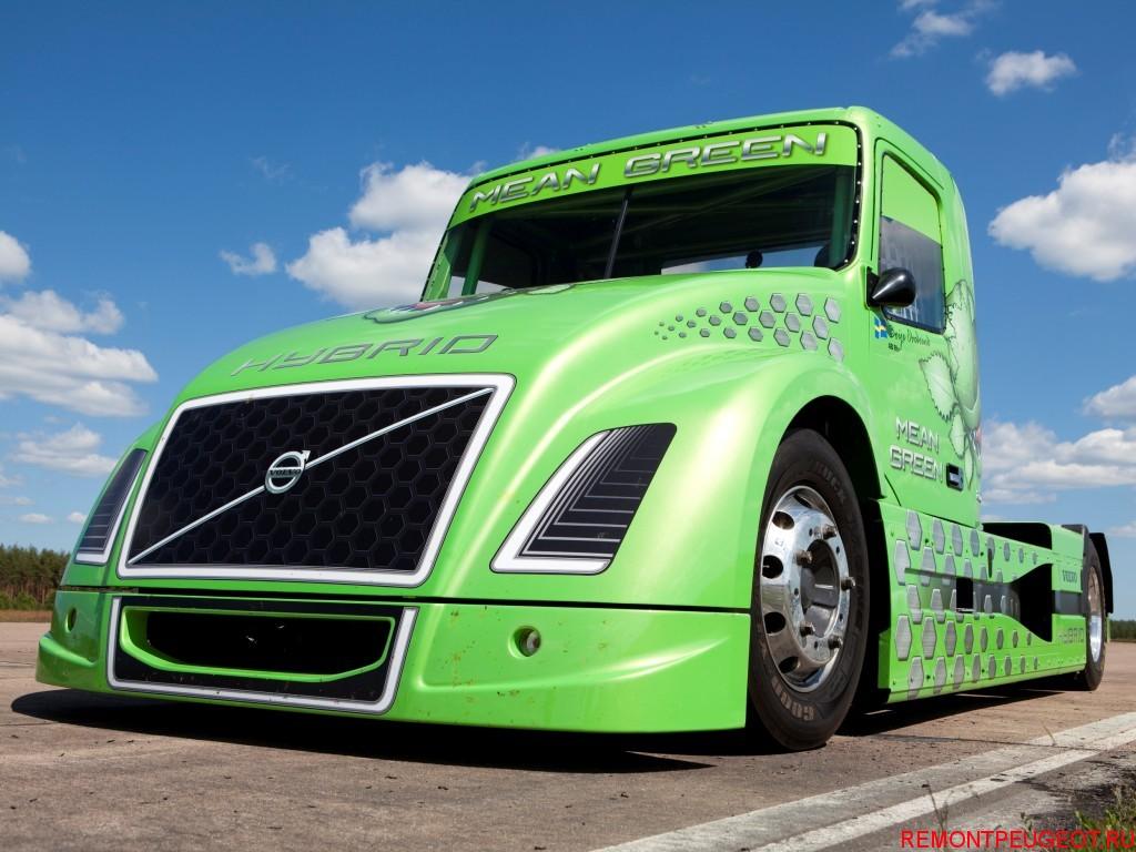 гибридный грузовик