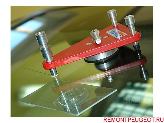 инжектор для ремонта автомобильного стекла