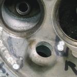 Ремонт трещены головки блока цилиндров