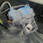 замена резистора вентелятора