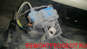 замена резистора вентилятора