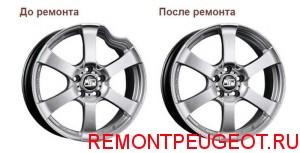 Способы ремонта дисков
