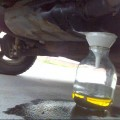 как слить бензин