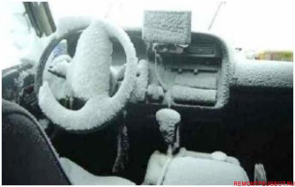 холодно в машине peugeot boxer что делать
