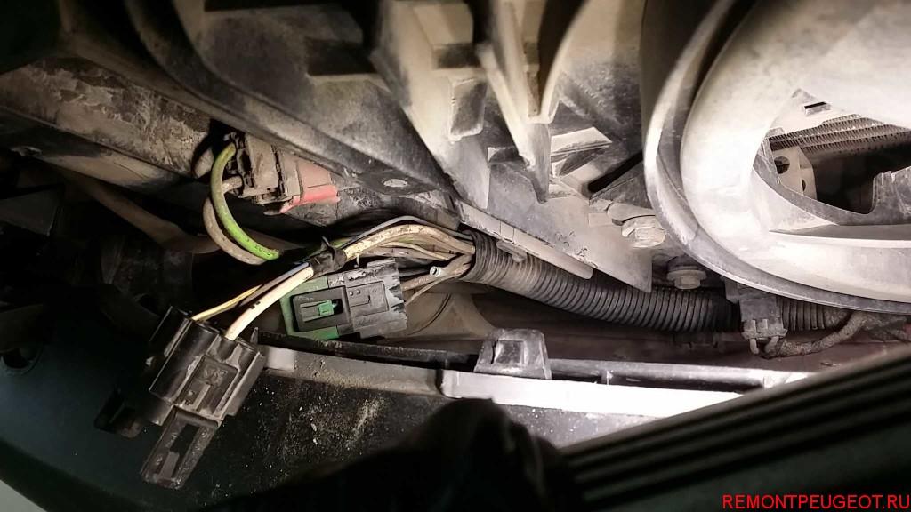 ремонт разъемов электрических реле