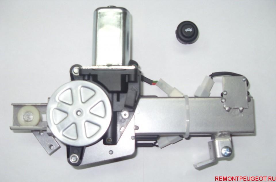 Электропривод крышки багажника - удобный тюнинг