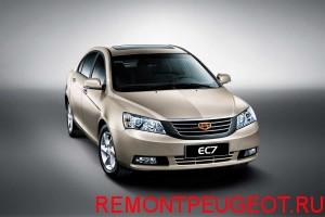 Качество китайского автомобиля