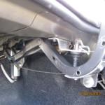 Электропривод багажника