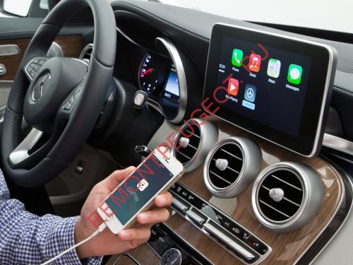 система CarPlay от Apple