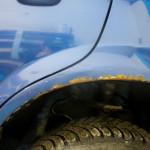 Борьба с ржавчиной и её удаление с кузова автомобиля