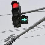 Движение на светофорах – правила на перекрестках