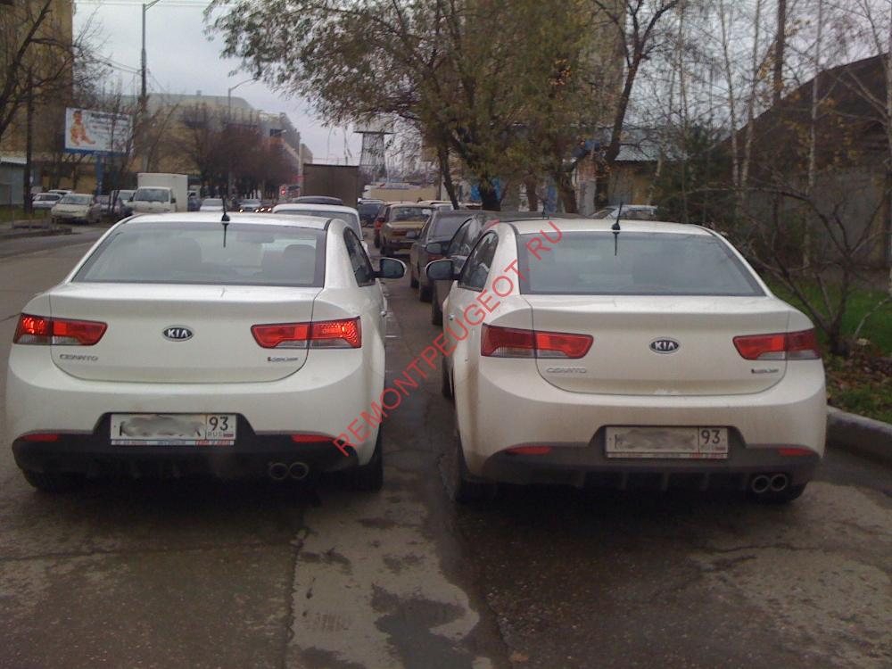 машина двойник
