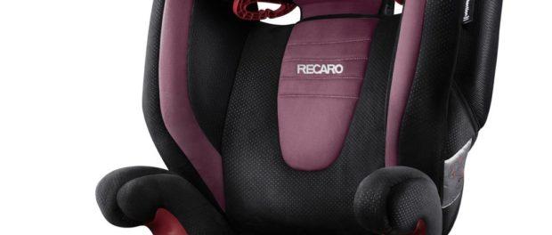Автокресла Recaro