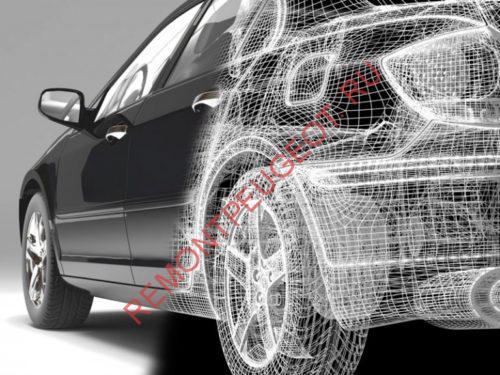 Геометрия кузова автомобиля