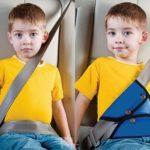 Ремень безопасности для детей в автомобиле