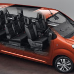 Peugeot Traveller – минивэн премиум-класса