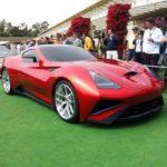 Автомобиль из титана — стоимость Icona Vulcano Titanium