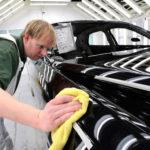 Полировка кузова автомобиля после покраски
