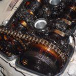 Нагар в двигателе — очистка