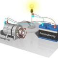 аккумулятор и генератор