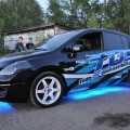 Неоновая подсветка авто