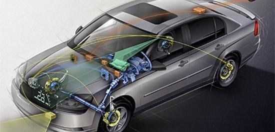 Электронные системы автомобиля