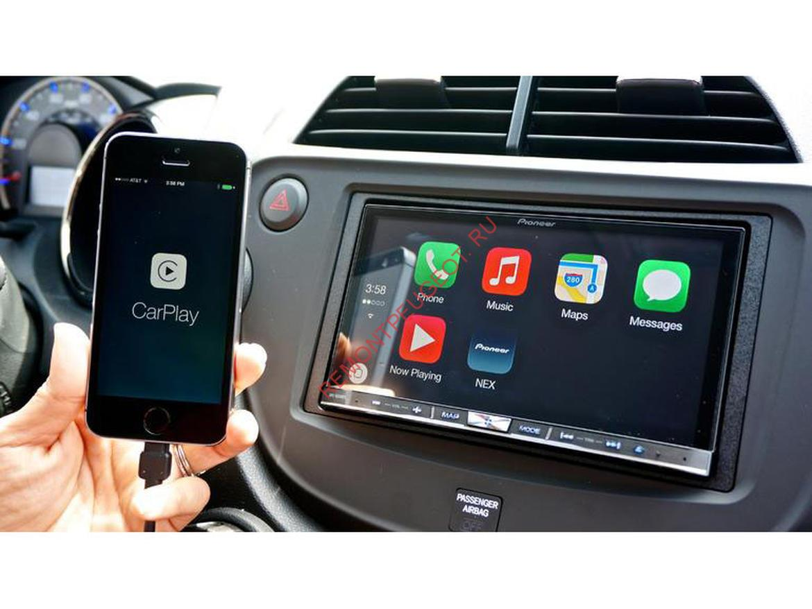 система CarPlay