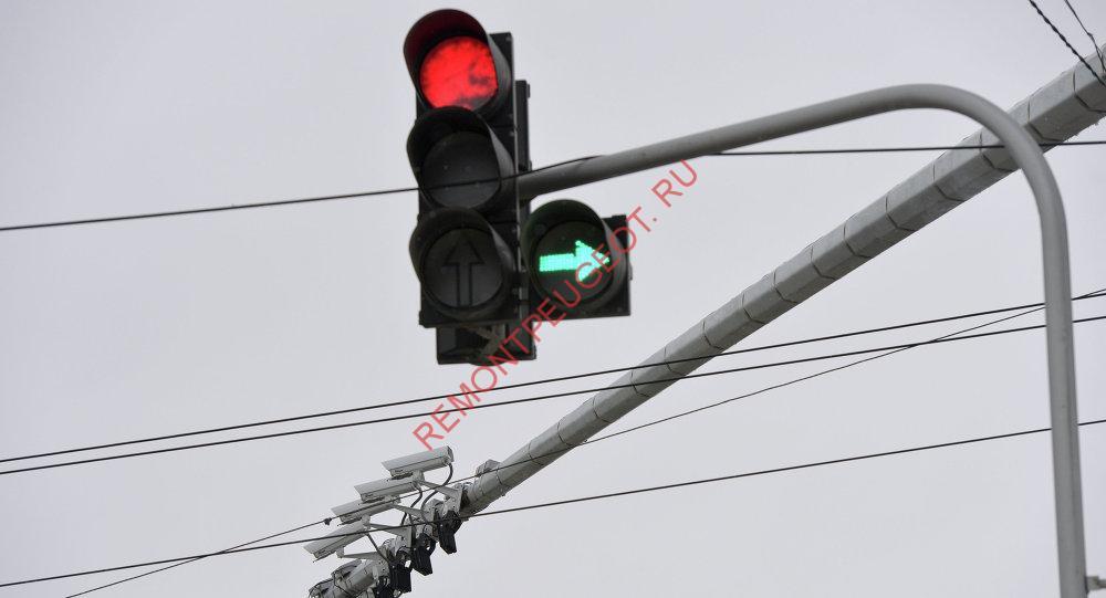 Движение на светофорах