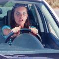 Реакция водителя