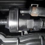 Адсорбер (evap), клапан адсорбера, замена клапана и ремонт