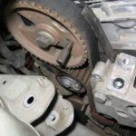 PSA 2.0 HDI Поддержка ремня ГРМ двигателях