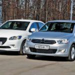 """<span class=""""title"""">Citroen C-Elysee и Peugeot 301 (2012-2020) — бюджетные, то есть дешево и хорошо</span>"""